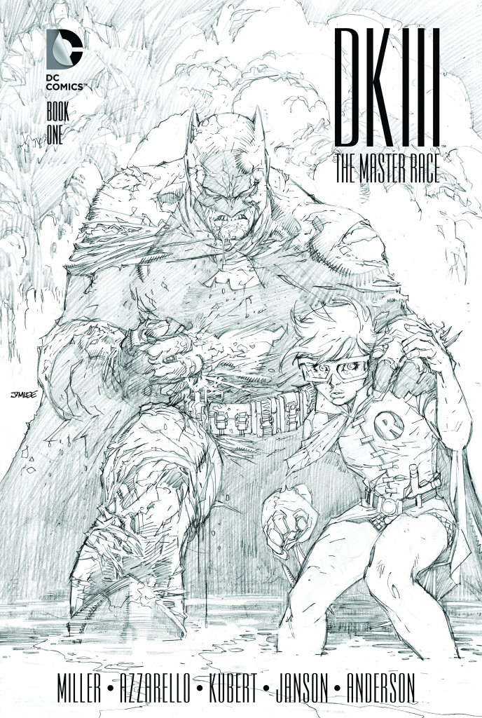 Dark Knight III - Book 1