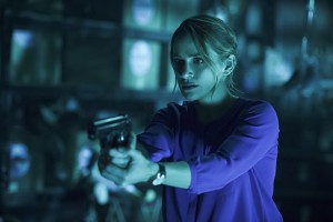 "The Flash -- ""Running to Stand Still"" -- Image: FLA209A_0261b.jpg -- Pictured: Shantel VanSanten as Patty Spivot -- Photo: Cate Cameron/The CW -- © 2015 The CW Network, LLC. All rights reserved."