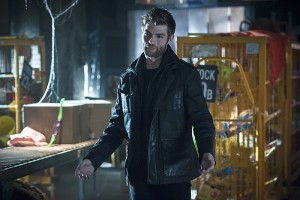 "The Flash -- ""Running to Stand Still"" -- Image: FLA209A_0144b.jpg -- Pictured:  Liam McIntyre as Mark Mardon -- Photo: Cate Cameron/The CW -- © 2015 The CW Network, LLC. All rights reserved."