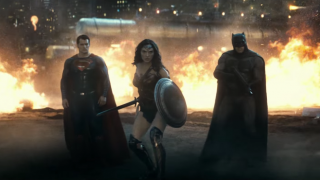 Batman v Superman: Dawn of Justice trailer dc comics news
