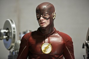 """The Flash -- """"The Reverse Flash Returns"""" -- Image FLA211b_0063b -- Pictured: Grant Gustin as The Flash -- Photo: Bettina Strauss/The CW -- © 2016 The CW Network, LLC. All rights reserved."""