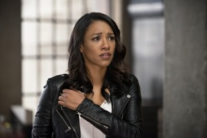 """The Flash -- """"The Reverse Flash Returns"""" -- Image FLA211a_0178b -- Pictured: Candice Patton as Iris West -- Photo: Diyah Pera/The CW -- © 2016 The CW Network, LLC. All rights reserved."""