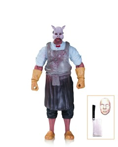 BATMAN ARKHAM KNIGHT PROFESSOR PYG AF