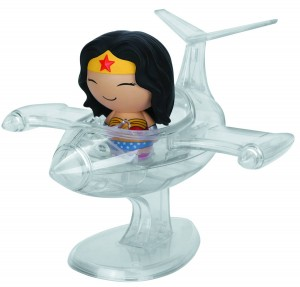 DORBZ RIDES WONDER WOMAN INVISIBLE JET VIN FIG