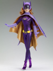 TONNER BATMAN 1966 BATGIRL 16-IN DOLL