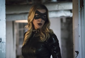 "Arrow -- ""Blood Debts"" -- AR410B_0038b.jpg -- Pictured: Katie Cassidy as Black Canary -- Photo: Katie Yu/ The CW -- © 2015 The CW Network, LLC. All Rights Reserved."
