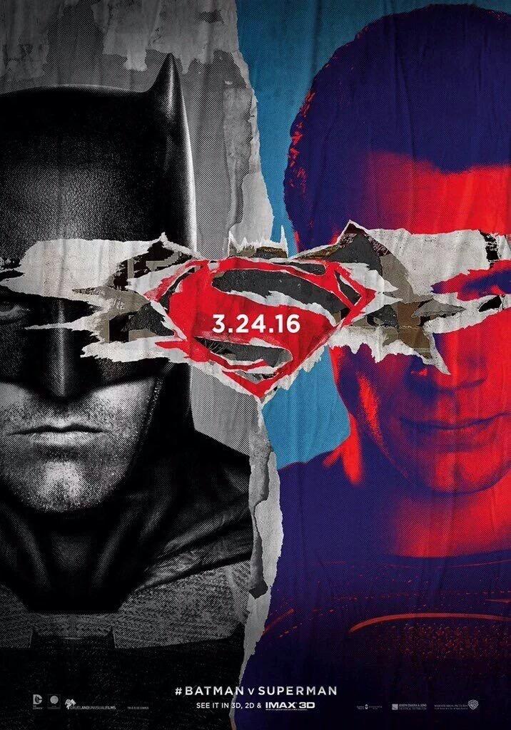 Batman v Superman soundtrack Cover