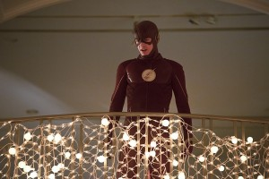 "The Flash -- ""Potential Energy"" -- Image FLA210b_0205b -- Pictured: Grant Gustin as The Flash -- Photo: Katie Yu/The CW -- © 2016 The CW Network, LLC. All rights reserved."