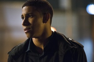 "The Flash -- ""Potential Energy"" -- Image FLA210a_9530b -- Pictured: Keiynan Lonsdale as Wally West -- Photo: Jack Rowand/The CW -- © 2016 The CW Network, LLC. All rights reserved."