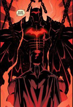Bruce Wayne - Apokolips Armor