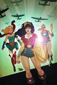 DC COMICS BOMBSHELLS #8 $3.99