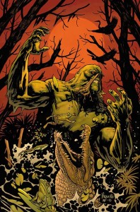 SWAMP THING #1 (Yanick Paquette variant)