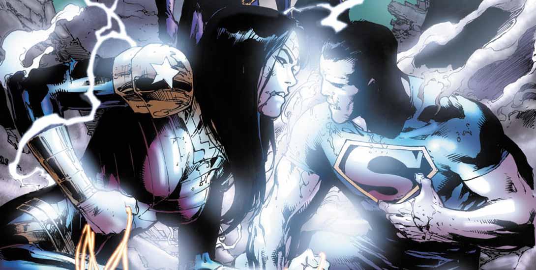 Lockdown superman