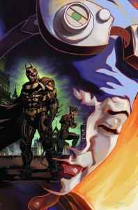INJUSTICE GODS AMONG US YEAR FIVE #5
