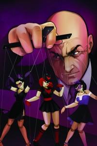 DC COMICS BOMBSHELLS #10
