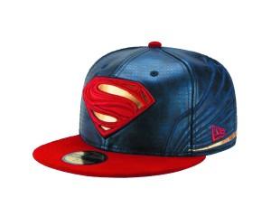 BATMAN V SUPERMAN ARMOR SUPERMAN FITTED CAP