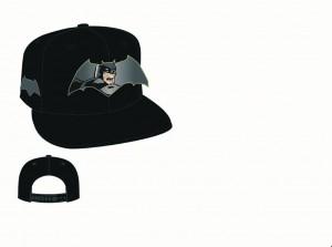 BATMAN V SUPERMAN RETROFLECT 950 BATMAN SNAP BACK CAP