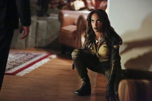 "Arrow -- ""Taken"" -- Image AR415A_0015b.jpg -- Pictured: Megalyn E.K. as Vixen -- Photo: Bettina Strauss/ The CW -- © 2016 The CW Network, LLC. All Rights Reserved."