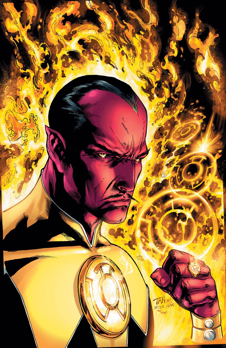 Green Lantern #52 Variant