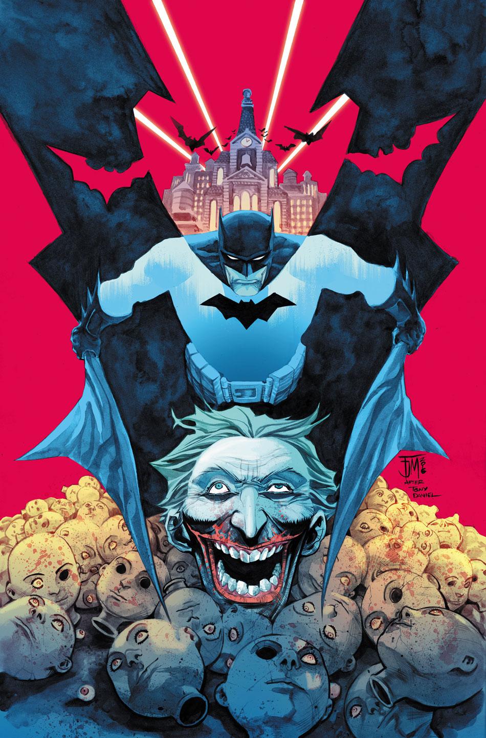 Detective Comics #52 Variant
