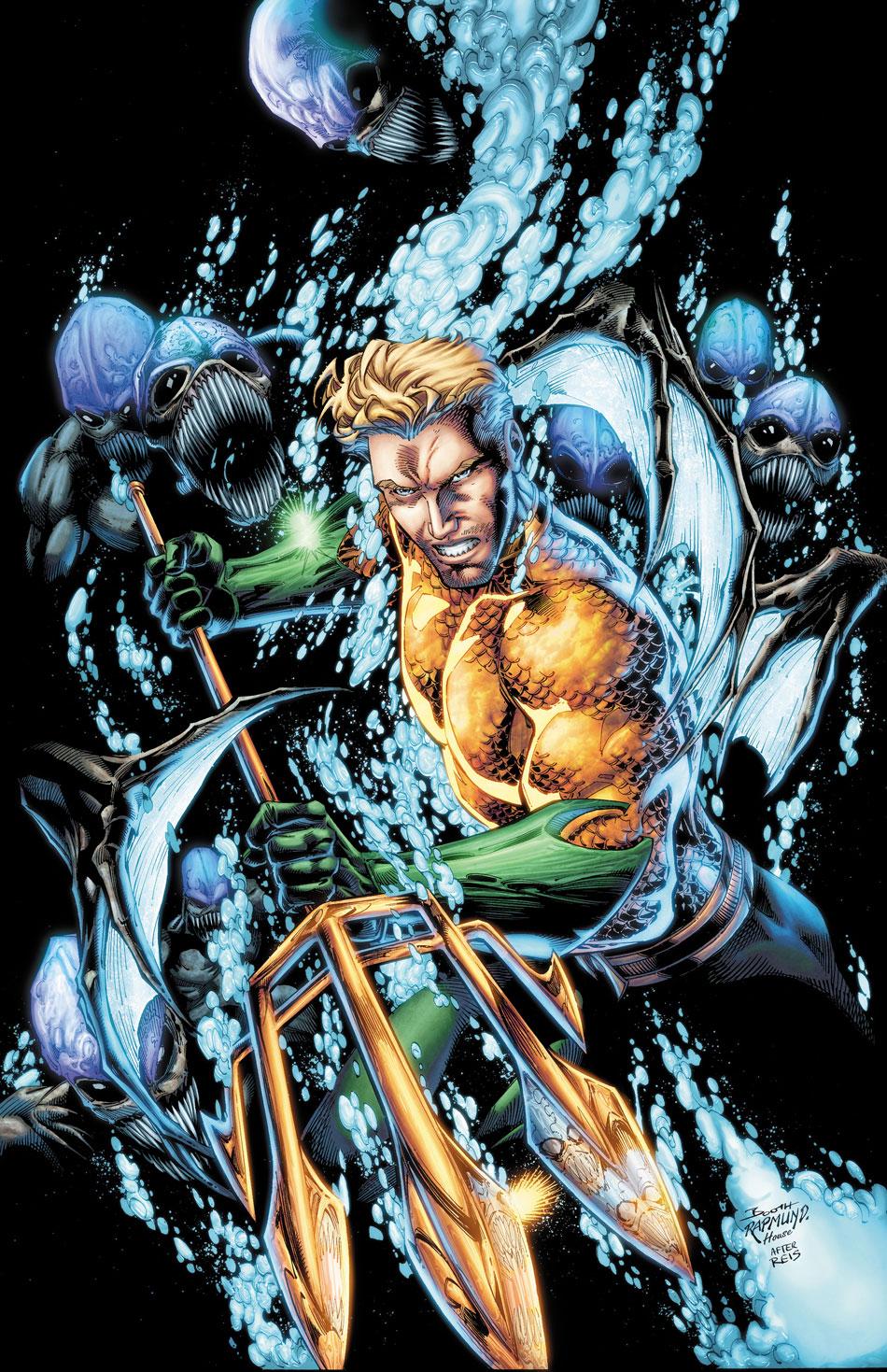 Aquaman #52 Variant