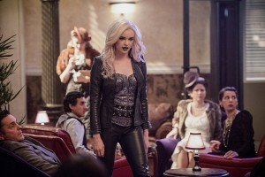 "The Flash -- ""Welcome to Earth-2"" -- Image FLA213b_0282b -- Pictured: Danielle Panabaker as Killer Frost -- Photo: Diyah Pera/The CW -- © 2016 The CW Network, LLC. All rights reserved."