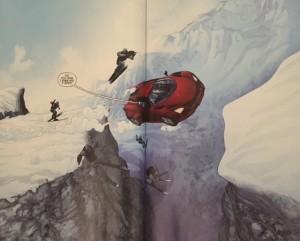 Grayson 16 Car flying