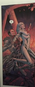 Batman and Robin Eternal 26 Orphan and Mother