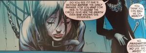 Batman and Robin Eternal 25 Cassandra