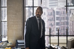"The Flash -- ""Flash Back"" -- Image: FLA217a_0055b.jpg -- Pictured: Jesse L. Martin as Detective Joe West -- Photo: Diyah Pera/The CW -- © 2016 The CW Network, LLC. All rights reserved."