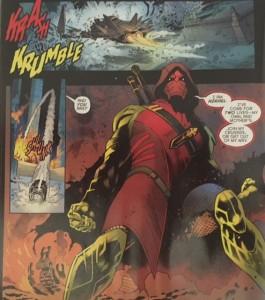 Batman and Robin Eternal 24 Azrael