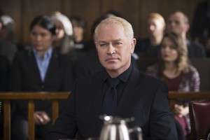 "Arrow -- ""Broken Hearts"" -- Image AR416b_0261b.jpg -- Pictured: Neal McDonough as Damien Darhk -- Photo: Diyah Pera /The CW -- © 2016 The CW Network, LLC. All Rights Reserved."
