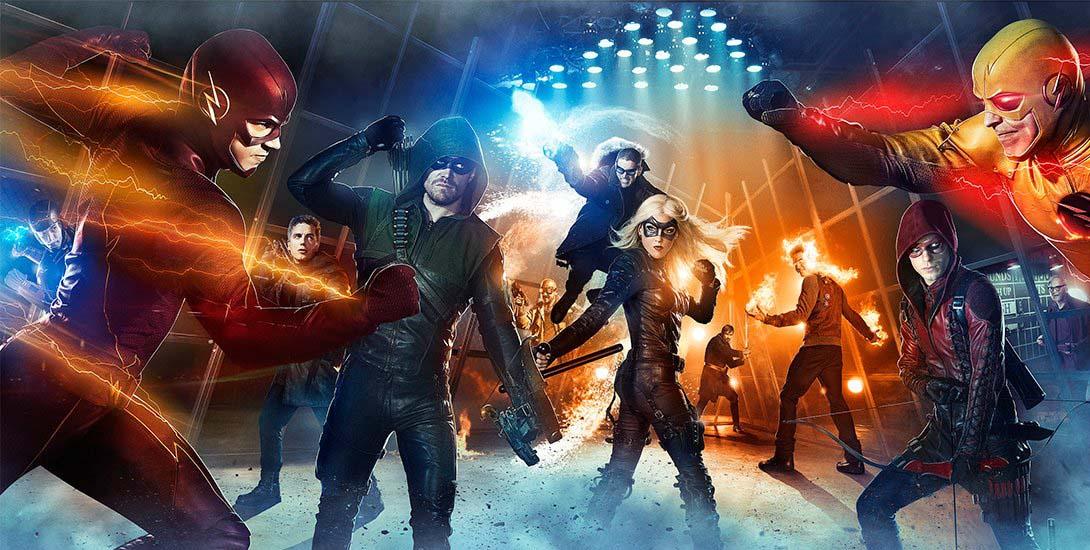 DCTVUniverse CW DC Comics News