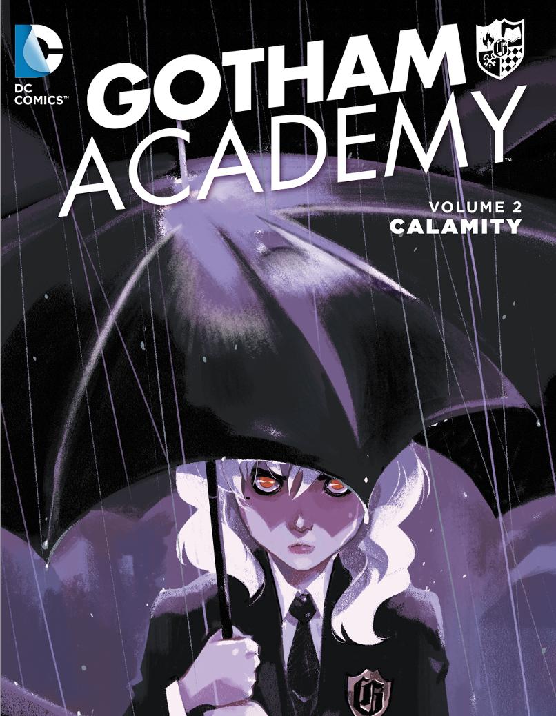 Gotham Academy Volume 2 dc comics news