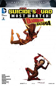 Suicide Squad Most Wanted - Deadshot and Katana 002-000