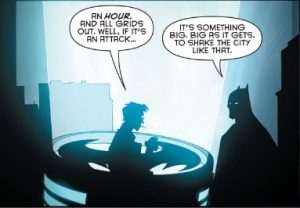 batman 51 Batman and Gordon