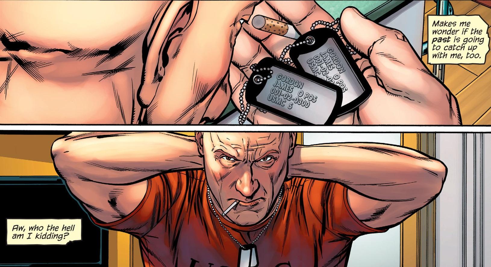 Dc Comics News Jim Gordan
