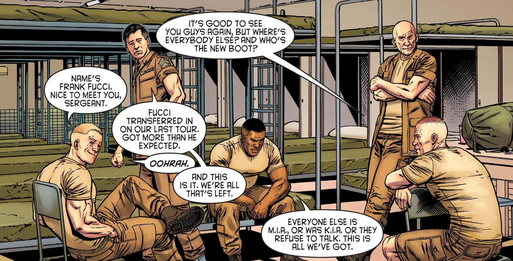 DC Comics News Jim Gordon