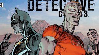 Detective Comics, Jim Gordon, Batman