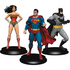 DC-Comics-Paperweight-Statues