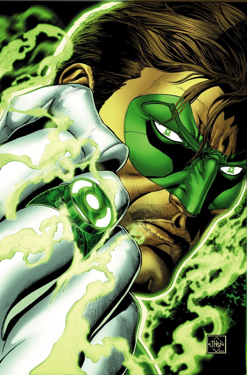 Hal Jordan and the Green Lantern Corps: Rebirth #1