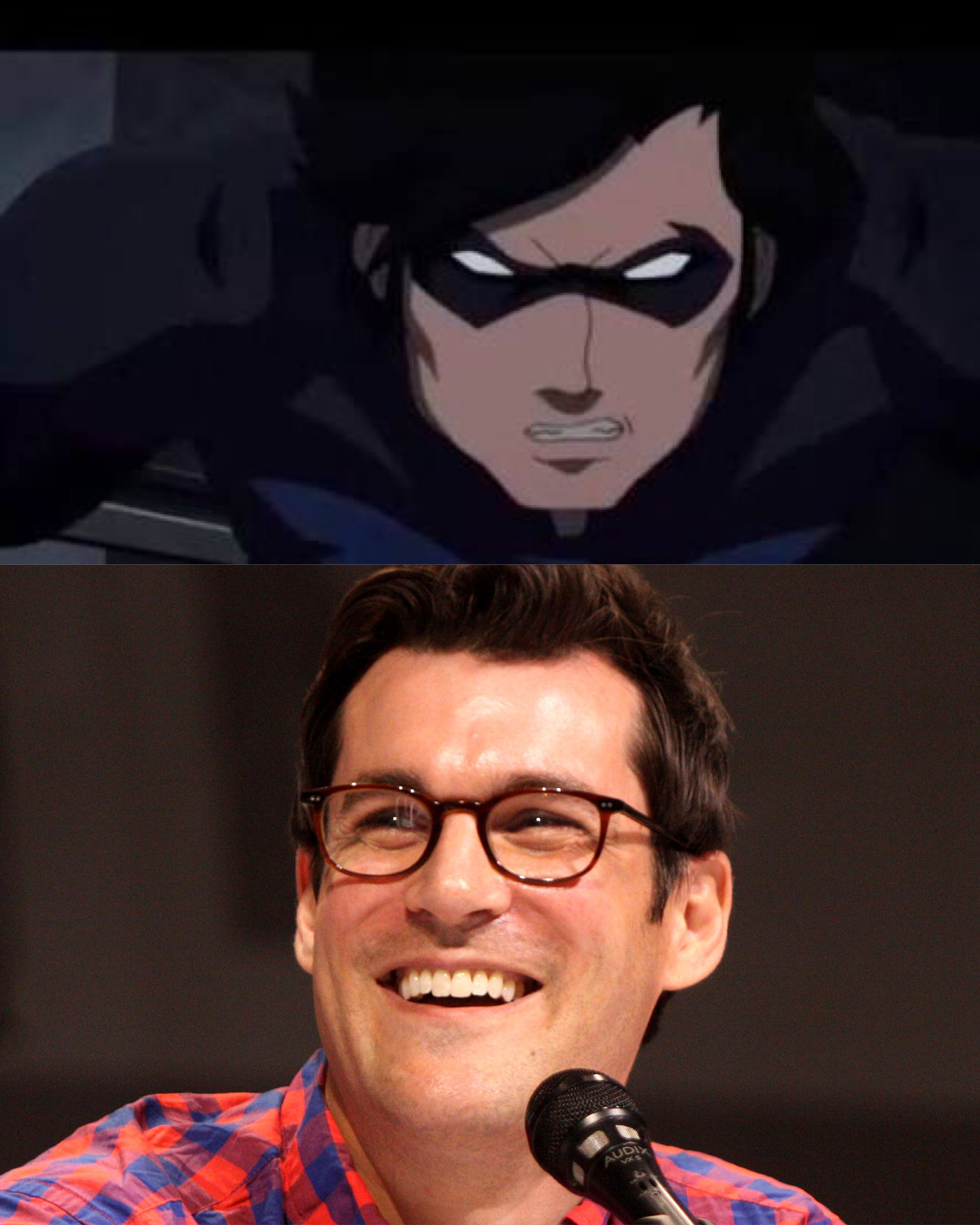 Nightwing!