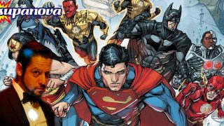 Supanova Bruno Redondo interview dc comics news exclusive