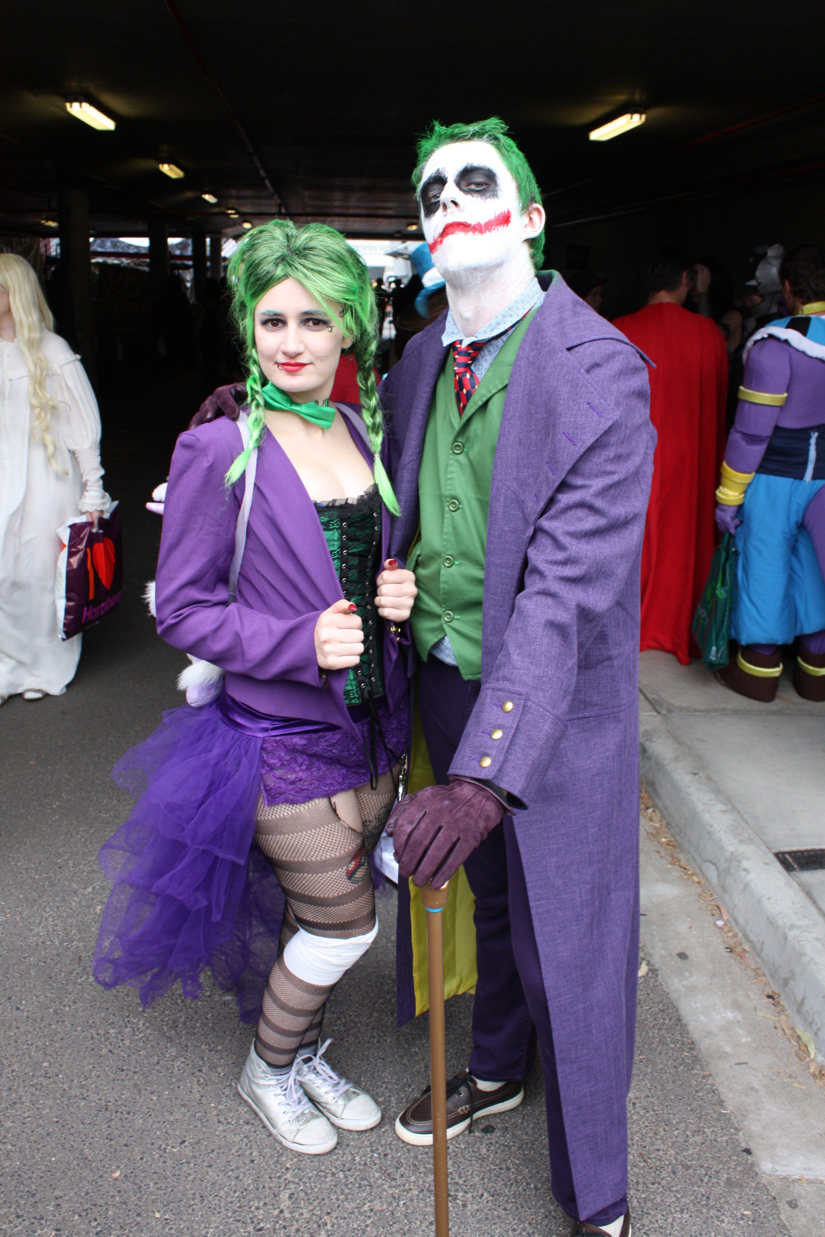 Cosplay Joker Style!