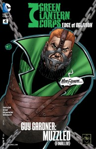 Green Lantern Corps - Edge of Oblivion