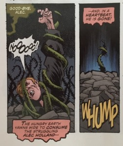 Swamp Thing 4 Alec goes Under