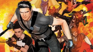 Grayson #20 review dc comics news