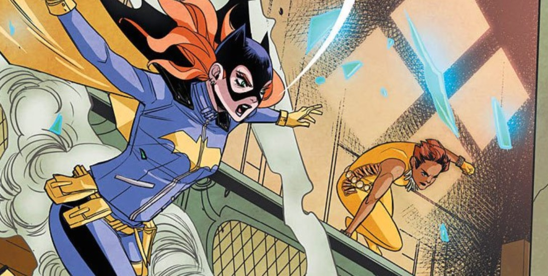Barbara gordon new 52