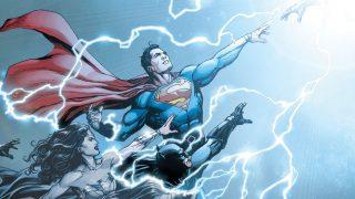 Dc Comics News Rebirth Batman Superman Wonder Woman Flash Shazam Cyborg Green Lantern J'onn