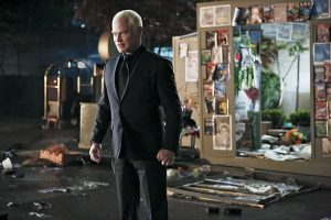 "Arrow -- ""Schism "" -- Image AR423a_0142b.jpg -- Pictured: Neal McDonough as Damien Darhk -- Photo: Bettina Strauss/The CW -- © 2016 The CW Network, LLC. All Rights Reserved."